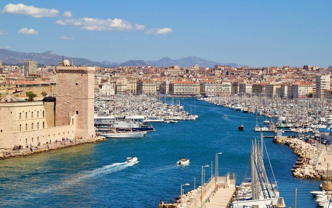 Croisière au départ de Marseille
